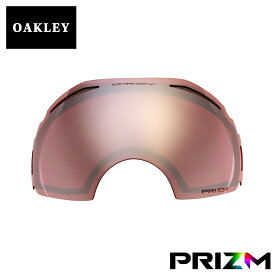オークリー エアブレイク ゴーグル 交換レンズ プリズム 59-759 OAKLEY AIRBRAKE スノーゴーグル PRIZM BLACK IRIDIUM