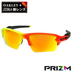 オークリー フラック2.0 スタンダードフィット サングラス プリズム oo9188-8759 OAKLEY FLAK2.0 XL スポーツサングラス
