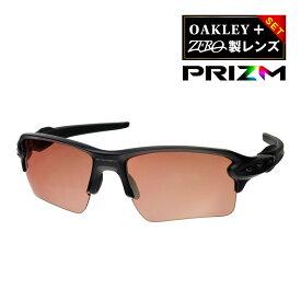 オークリー フラック 2.0 スタンダードフィット サングラス ゴルフ用 プリズム oo9188-9059 OAKLEY FLAK2.0 XL スポーツサングラス