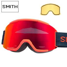スミス ゴーグル スノーゴーグル SMITH SQUAD スカッド アジアンフィット ジャパンフィット m0070022q996k クロマポップ