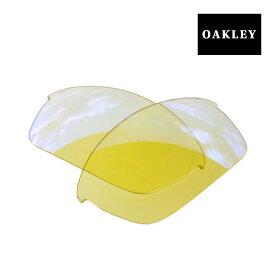 オークリー フラックジャケット サングラス 交換レンズ 13-770 OAKLEY FLAK JACKET スポーツサングラス H.I.YELLOW