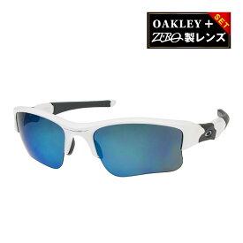 オークリー フラックジャケット スタンダードフィット サングラス 24-373 OAKLEY FLAK JACKET XLJ スポーツサングラス プレゼント選択可
