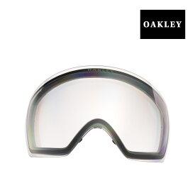 オークリー フライトデッキ ゴーグル 交換レンズ 59-774 OAKLEY FLIGHT DECK スノーゴーグル CLEAR