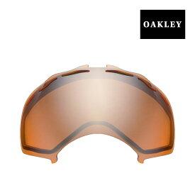 オークリー スプライス ゴーグル 交換レンズ 02-181 OAKLEY SPLICE スノーゴーグル BLACK IRIDIUM