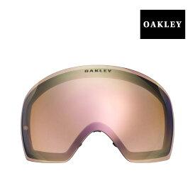 オークリー フライトデッキ ゴーグル 交換レンズ 59-781 OAKLEY FLIGHT DECK スノーゴーグル VR50 PINK IRIDIUM