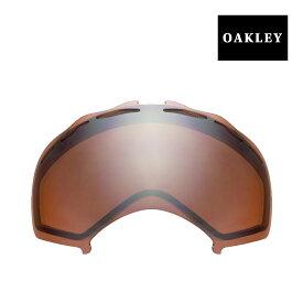 オークリー スプライス ゴーグル 交換レンズ 02-182 OAKLEY SPLICE スノーゴーグル VR28 BLACK IRIDIUM