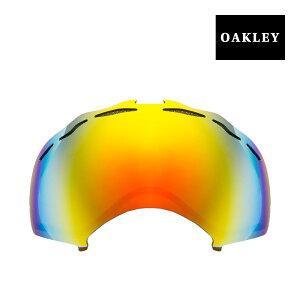 【訳あり】 アウトレット オークリー スプライス ゴーグル 交換レンズ o02-183 OAKLEY SPLICE スノーゴーグル FIRE IRIDIUM