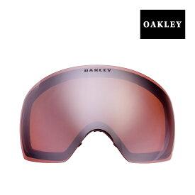 オークリー フライトデッキ ゴーグル 交換レンズ 59-784 OAKLEY FLIGHT DECK スノーゴーグル BLACK ROSE IRIDIUM