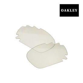 オークリー レーシングジャケット サングラス 交換レンズ 41-790 OAKLEY RACING JACKET スポーツサングラス CLEAR VENTED