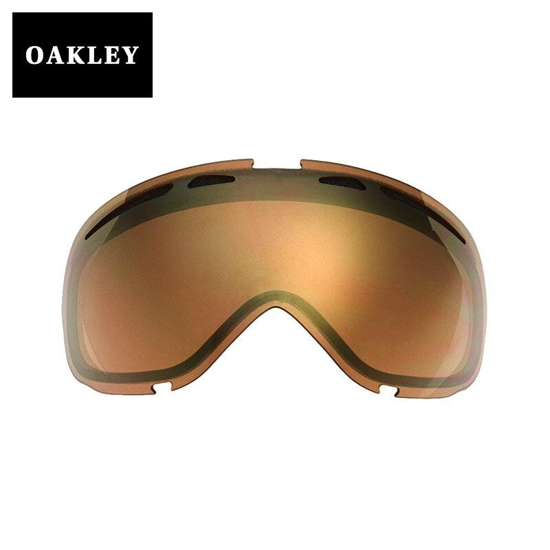 オークリー エレベート ゴーグル 交換レンズ ele-gold OAKLEY ELEVATE スノーゴーグル GOLD IRIDIUM