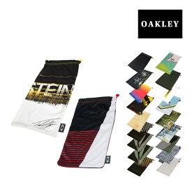 オークリー MICROCLEAR CLEANING BAG FOR GOGGLE アクセサリー マイクロバック ゴーグル用 bag-goggle OAKLEY スノーゴーグル