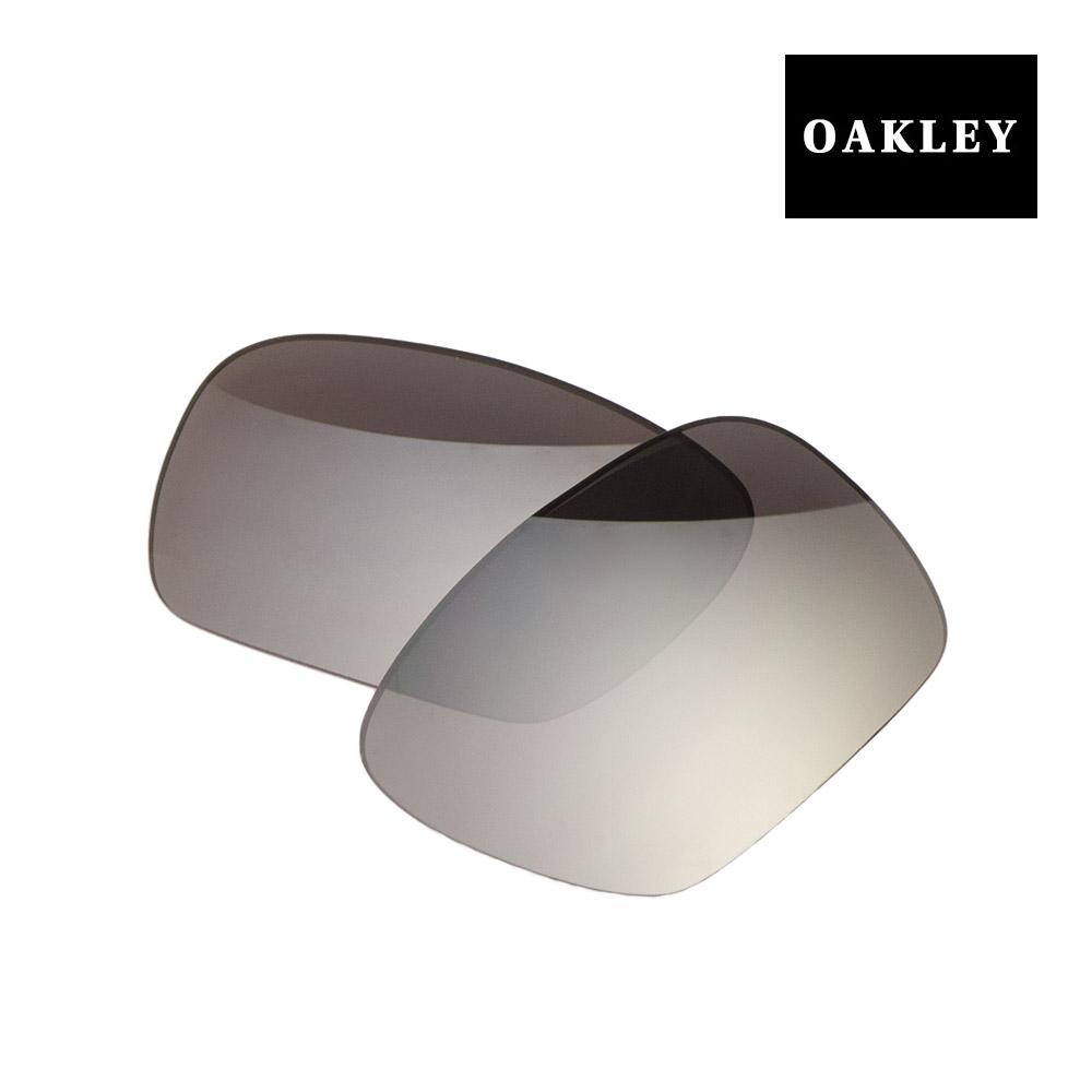 オークリー バッドマン アジアンフィット サングラス 交換レンズ bdman-chrom OAKLEY BADMAN ジャパンフィット CHROME IRIDIUM