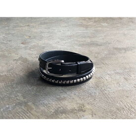 【TORY LEATHER】トリーレザー BRIDLE LEATHER CLINCHER BELT style No.TL1911006(2377)