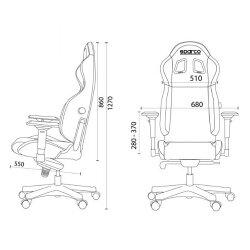 SparcoICONゲーミングチェアスパルコアイコンレーシングチェアゲームオフィス椅子【店頭受取対応商品】