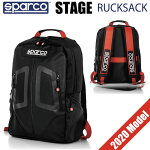 SparcoリュックサックSTAGEスパルコバックパック【店頭受取対応商品】