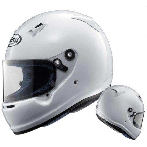 送料無料 Arai アライヘルメット CK-6S XXS(50-51) ジュニアカート ミニバイク ポケバイ【店頭受取対応商品】