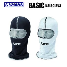 SPARCO スパルコ BASIC BALACLAVA フェイスマスク レーシングカート 走行会 バラクラバ【店頭受取対応商品】