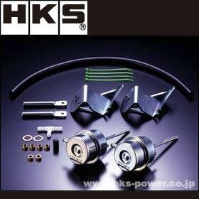 HKS ≪アクチュエーターアップグレードキット≫ ランサーエボリューションX CZ4A (4B11) 07/10-