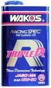 [WAKO's] ワコーズTR トリプルアール エンジンオイル [15W-50] 1L缶 TRIPLER トリプルR RRR