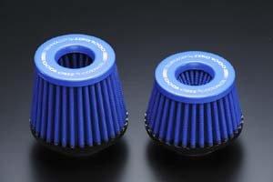 [ZERO-1000] 零1000 パワーチャンバー用 交換フィルター 青ブルー (KS93サイズ)