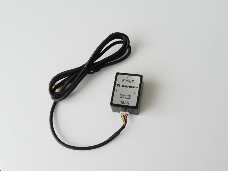 [CUSCO] クスコ e-con2専用 G-センサー (電調式減衰力コントローラー用オプション Gセンサー)