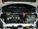 CUSCOクスコ TypeOS オーバルシャフトストラットバー カローラフィールダー ハイブリッド [NKE165G] フロント用 【949 540 A】