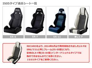 [JADE]ジェイドレカロSR6・7・11用シートレール運転席側(右)レクサスHSANF1009.7〜スタンダードポジションタイプT127R-IS※代引不可