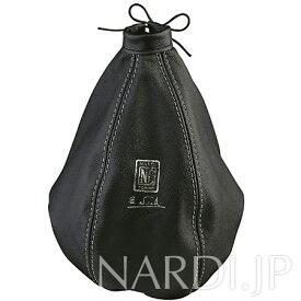 正規品 ナルディ シフトブーツカバー ブラック