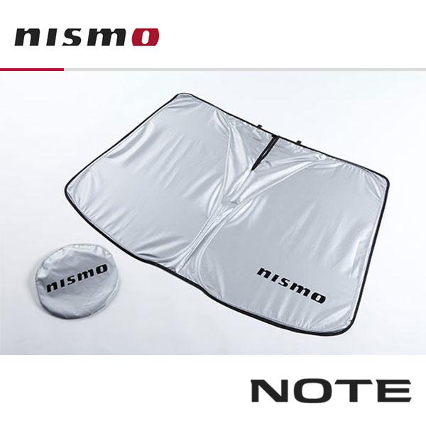 [nismo] ニスモ サンシェード 【 ノート [E12] 全車 】