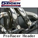 5ZIGEN エキマニ ProRacer HEADER インテグラ DB8 98スペック