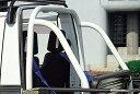 [ORSタニグチ] 4点ロールバー バン用 スチール製 黒 ジムニー SJ30V / JA71V / JA11V / JA12V / JA22V 代引不可 ※沖…