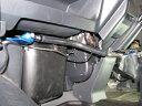 [カワイ製作所] フロントストラットバー (STD-Type) 【 バモス [HM1/HM2/HM3/HM4] 】※グローブBOX加工必要な車アリ