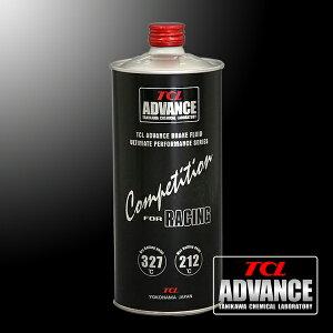 [TCL ADVANCE] ブレーキフルード Premium DOT5.1 1ケース【1L×10本セット】 (※北海道・沖縄・離島は送料別途)
