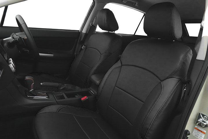 Auto wear オートウェア シートカバー スバルXV専用デザイン ブラック XV GP7 2012年10月〜2017年05月 2.0i / 2.0i-L / 2.0i-L EyeSight