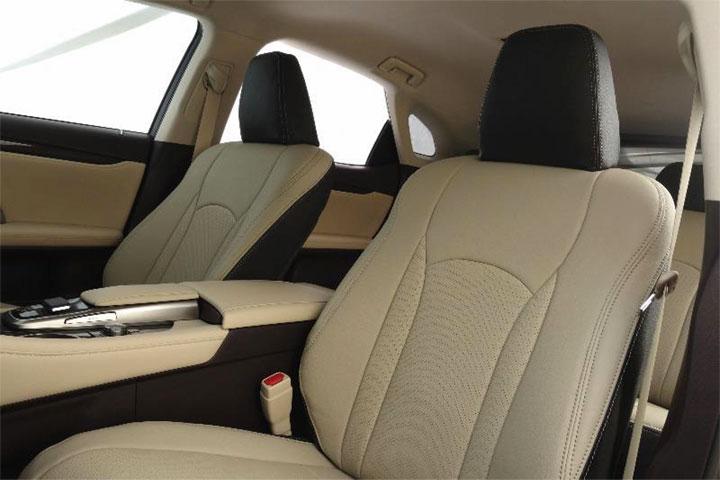Auto wear オートウェア シートカバー レクサスRX20系専用デザイン ニューベージュ RX AGL20W AGL25W GYL20W GYL25W GYL26W 2015年11月〜 RX450h / RX200t
