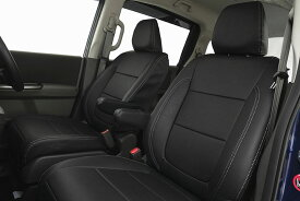 Auto wear オートウェア シートカバー フリードGB5-8系専用デザイン ブラック / シルバーステッチ フリード GB5 GB6 GB7 GB8 2016年09月〜 6人