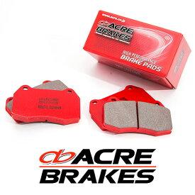 ACRE アクレ ブレーキパッド ライトスポーツ フロント用 カローラレビン / スプリンタートレノ AE86 83/5〜87/4 1600cc