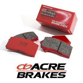 ACRE アクレ ブレーキパッド PC2600 フロント用 プジョー 306 ハッチバック 2.0 カブリオレ N3C 94.8〜97.8