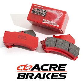 ACRE アクレ ブレーキパッド PC3200 フロント用 プジョー 306 ハッチバック 2.0 カブリオレ N3C 94.8〜97.8