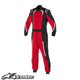 [アルパインスターズ] K-MX5スーツ (132 BLACK RED WHITE) K-MX5 2018年NEWモデル