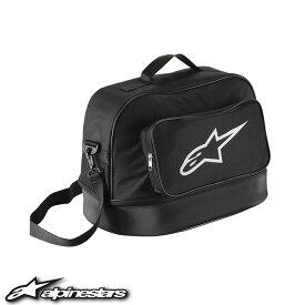 [アルパインスターズ] フローヘルメットバッグ (12 BLACK WHITE) FLOW HELMET BAG