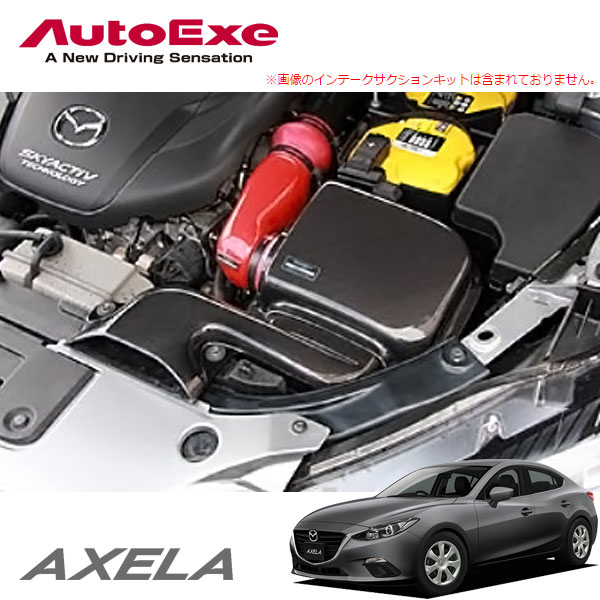 [AutoExe] オートエクゼ ラムエアインテークシステム アクセラ BM2FS BM2FP