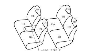 [Bellezza]ベレッツァベーシックαシートカバーキャストスタイルLA250S/LA260SH27/9~4人乗[GターボSAII/G-SAII/X(ドライビングサポートパック装着車)/X-SAII(ドライビングサポートパック装着車)]※北海道は送料2300円(税別)沖縄・離島は要確認