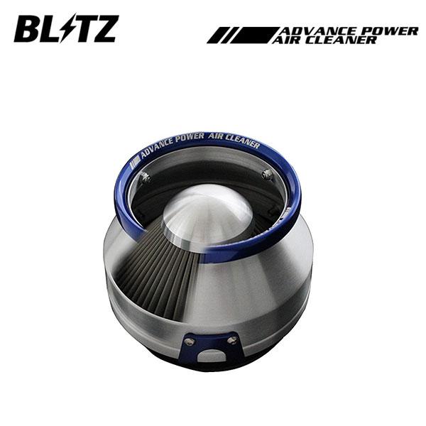 [BLITZ] ブリッツ アドバンスパワー エアクリーナー アウディ TTロードスター ABA-8JBWA 07/06〜10/09 BWA