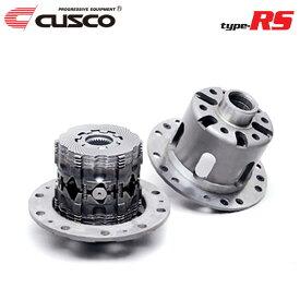 [CUSCO] クスコ LSD タイプRS 2way(1&2way) リヤ カプチーノ EA11R 1991年11月〜1995年04月 F6A 0.66T FR MT 標準デフ:オープン/ヘリカル