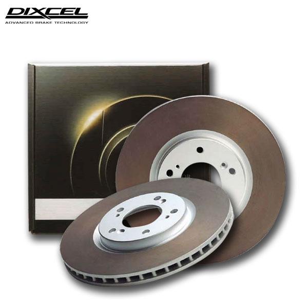 DIXCEL ディクセル ブレーキローター FPタイプ フロント用 インプレッサ (GD/GG系) WRX STi GDB 00/08〜04/05 A型〜D型・(Brembo) PCD:100