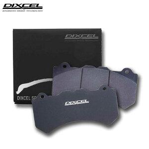 DIXCEL ディクセル ブレーキパッド Specom-β フロント用 フォルクスワーゲン コラード 2.0 16V 509A 1988〜1995 ※沖縄・離島・同梱時は送料別途