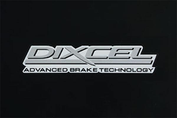 [DIXCEL] ディクセル ステッカー 抜型 シートタイプ グレー W150x33