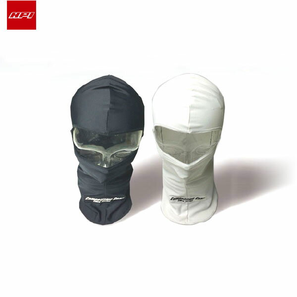[HPI] コンペティションギア リブレシリーズ サーキットフェイスマスク ブラック フリーサイズ