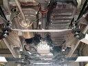 カワイ製作所 リヤモノコックバー エブリイ DA64V DA64W 2WD/4WD共通 室外